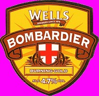 Bombardier Burning Gold